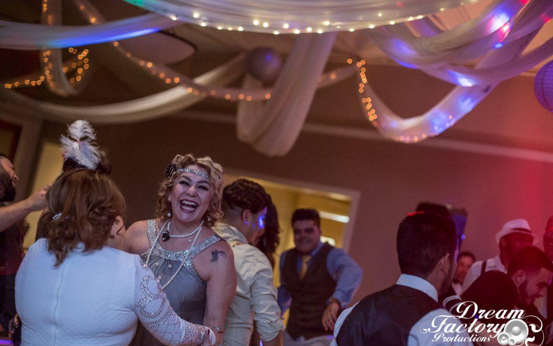 Michael & Alejandra's Leap Year Wedding
