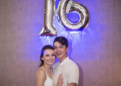 Taitum's Sweet 16!