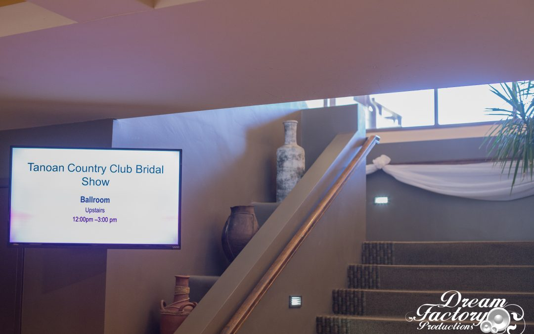 Tanoan Country Club Bridal Show